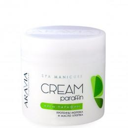 Крем-парафін 'Натуральний' з молочними протеїнами і маслом бавовни, 300 мл