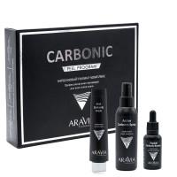 Карбоновий пілінг-комплекс Carbonic Peel Program, ARAVIA Professional