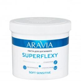 Паста для шугаринга SUPERFLEXY Soft Sensitive, 750 г