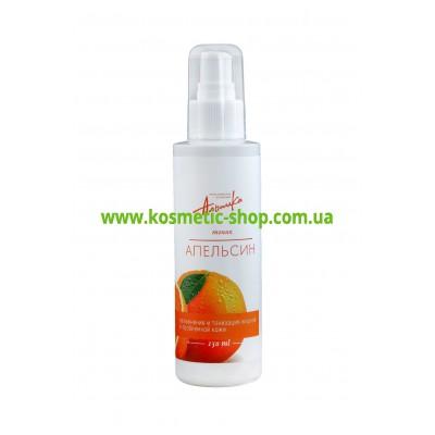 Тонік Апельсин зволоження і тонізація жирної для проблемної шкіри