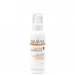 Гель-ексфоліант для тіла з фруктовими кислотами Fruit Peel ARAVIA Organic