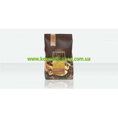 Віск гарячий плівковий в гранулах Натуральний 1 кг.  ItalWax