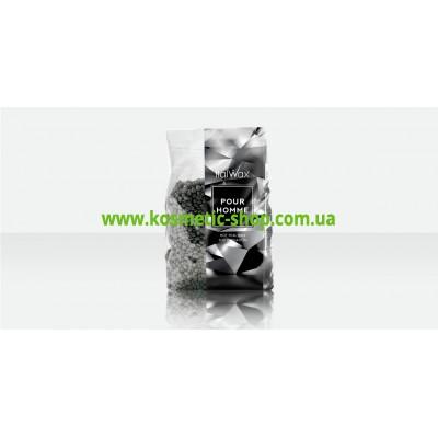 Віск гарячий плівковий в гранулах Pour Homme 1 кг. ItalWax