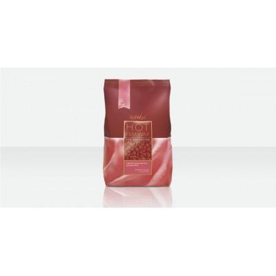 Віск гарячий плівковий в гранулах Воскова Троянда 1 кг