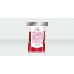 Віск гарячий синтетичний плівковий ТОП формула Рожеві Перли 750 гр.