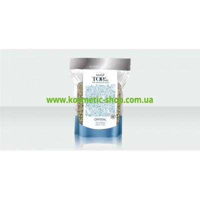 Віск гарячий синтетичний плівковий ТОП формула Кристал 750 гр. ItalWax