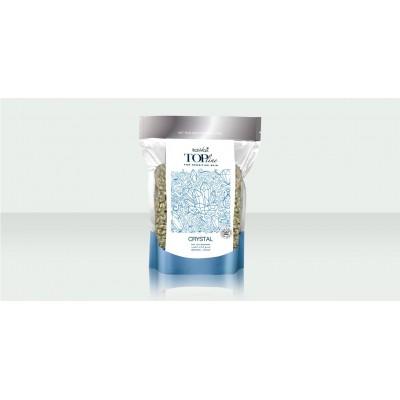 Віск гарячий синтетичний плівковий ТОП формула Кристал 750 гр.
